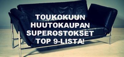 Toukokuu 2016 superostokset
