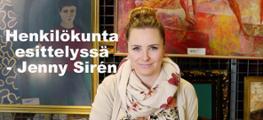 Henkilökunta esittelyssä - Jenny Sirén