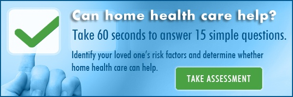 Home Care Can Help — Take the Assessment