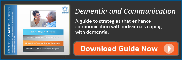Guide to Dementia and Communication