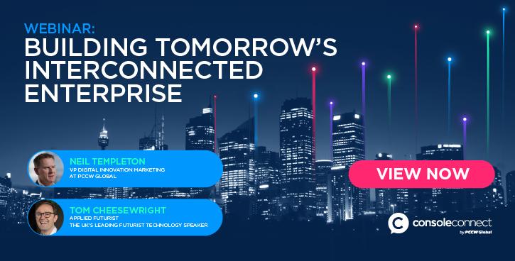 Building Tomorrow's Interconnected Enterprise
