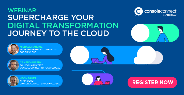 Supercharge Your Digital Transformation Journey to the Cloud