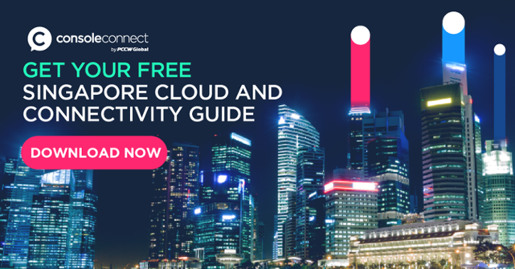 Get Your Singapore Cloud and Connectivity Guide