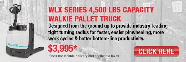 walkie pallet truck special click here