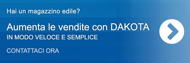 Contatta Dakota per consulenza per il tuo magazzino edile