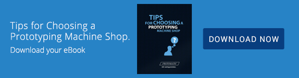 Download Tips for Choosing a prototyping machine shop.