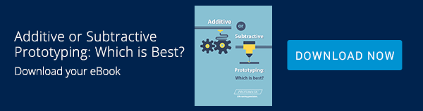 Download Additive or Subtractive Prototyping: Which is Best?