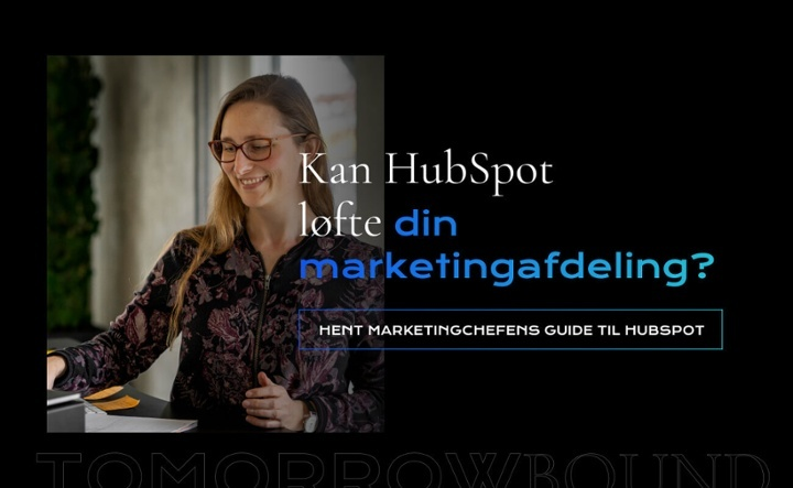 Marketingchefens guide til HubSpot