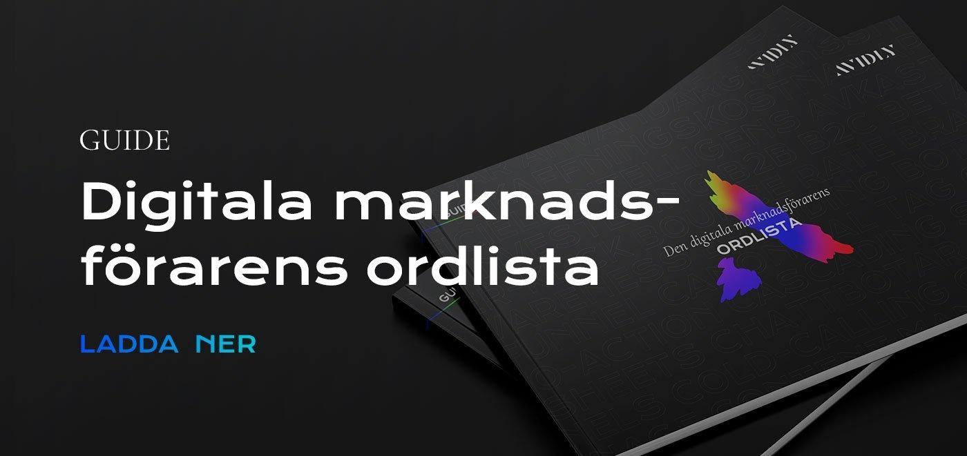 LADDA NER DEN DIGITALA MARKNADSFÖRARENS ORDLISTA!