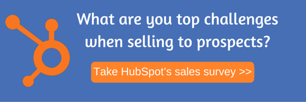 HubSpot Sales Survey