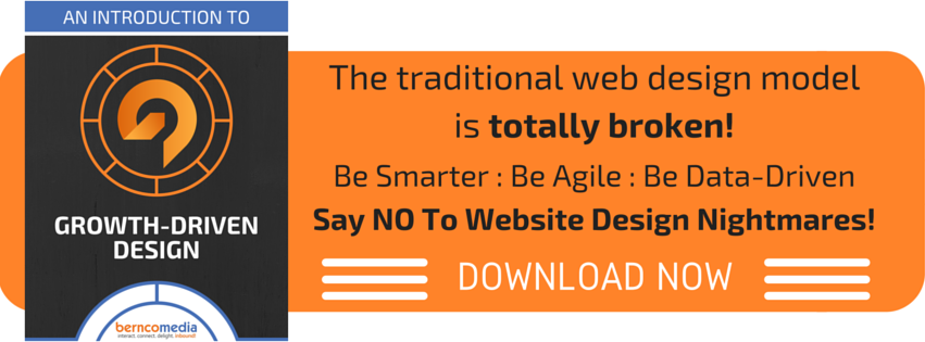 Download The Introduction to Growth Driven Design eBook