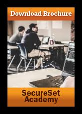 Download SecureSet Academy Brochure