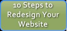 Website Redesign 10 Step Checklist