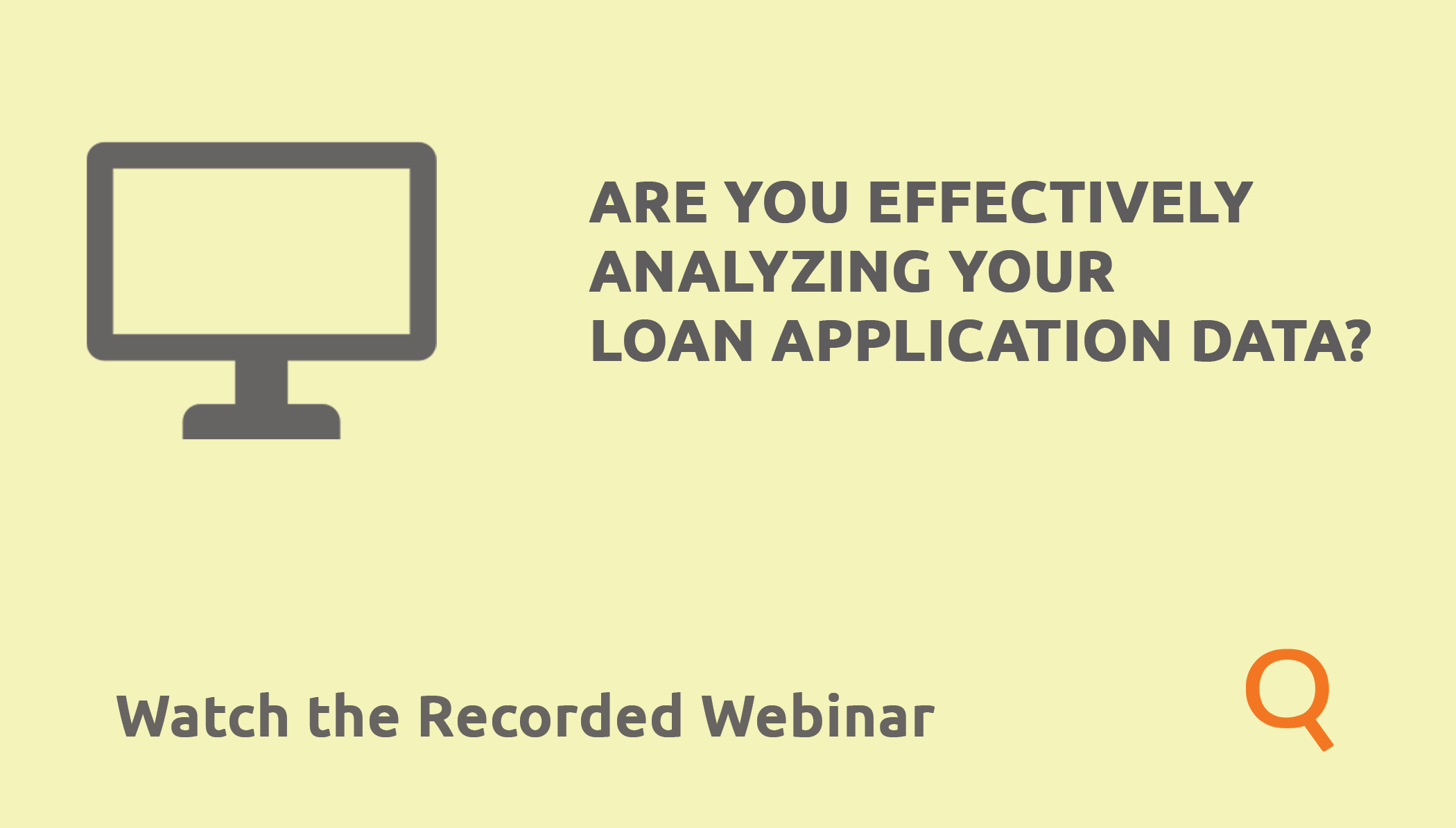 Effectively Analyzing Your Loan Application Data