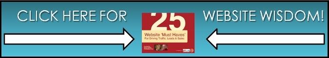 25 Website Must-Haves Free eBook