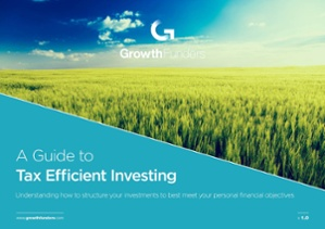 A guide to tax efficient investing cover