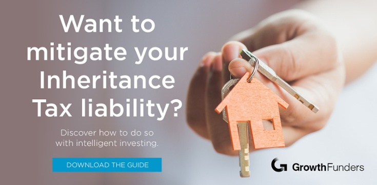 An investor's guide to mitigating inheritance tax through intelligent investing - download your copy