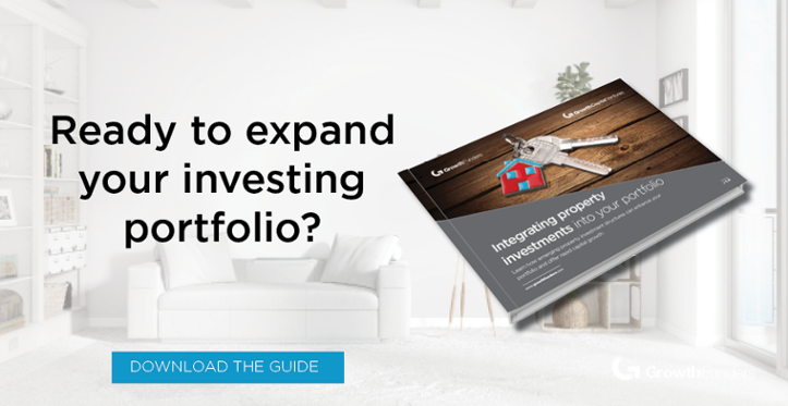 Download our 'integrating property investments into your portfolio' guide