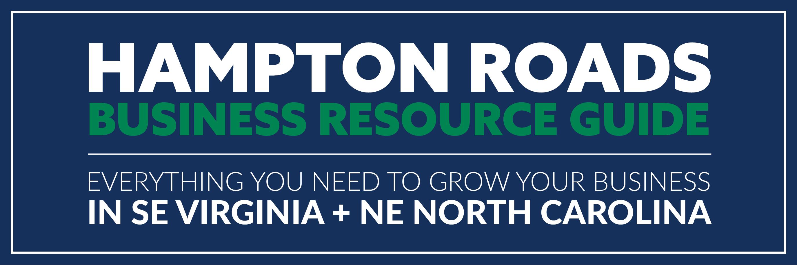 Hampton Roads Business Resource Guide