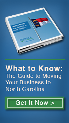 move you business to north carolina