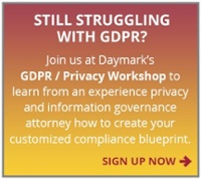 GDPR / Privacy Workshop