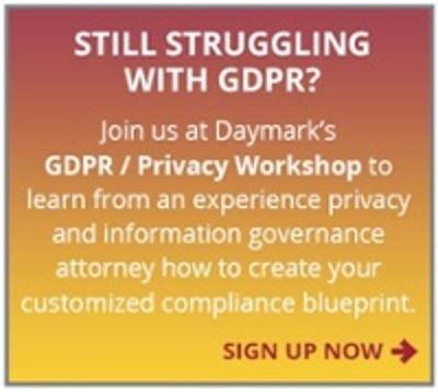 GDPR / Privacy Workshop