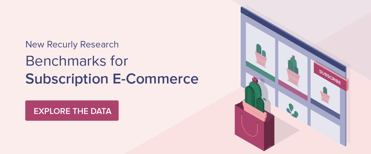 Explore Recurly Research Data: Benchmarks for Subscription E-Commerce