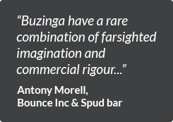 Buzinga Bounce