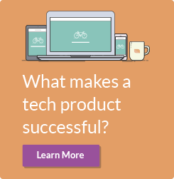 What makes a success tech product