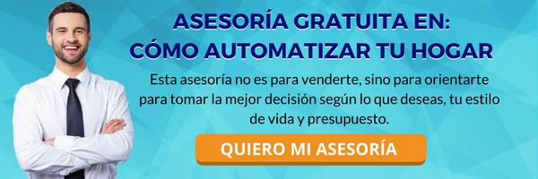 Agendar asesoría gratis en cómo automatizar tu hogar con Nuovo-ei