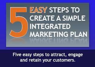 5 Easy Steps to Create Integrated Marketing Plan