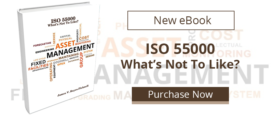 What is ISO 55000 and what does it do