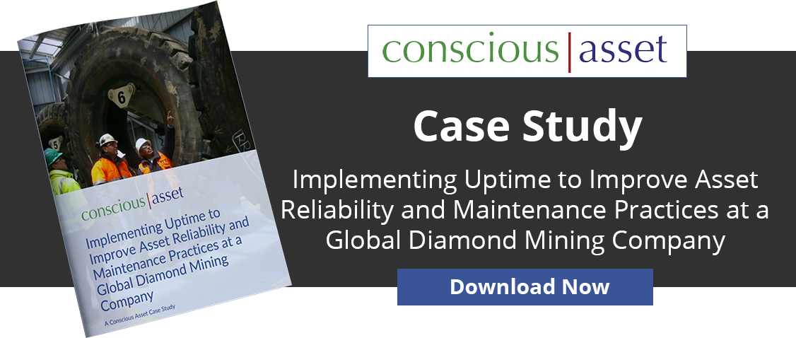 Implementing Uptime to Improve Asset Reliability