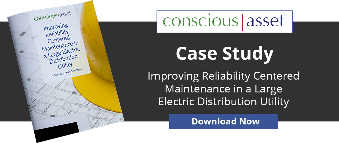 Improving Reliability Centered Maintenance