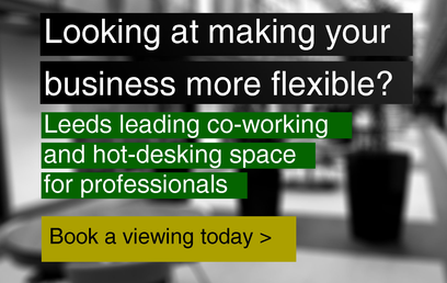 Book a viewing for flexible workspace