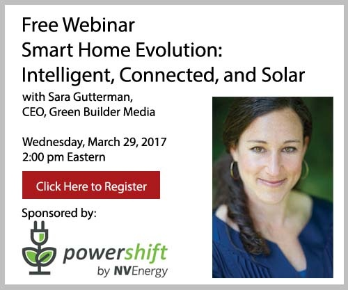 Smart Home Evolution Webinar
