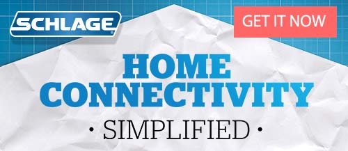Get the Schlage Home Connectivity Ebook