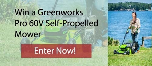 Greenworks Giveaway