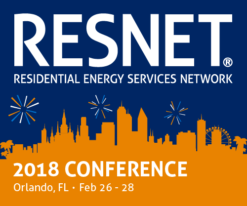 RESNET Conference