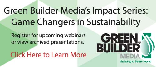 Green Builder Media Impact Series Archive