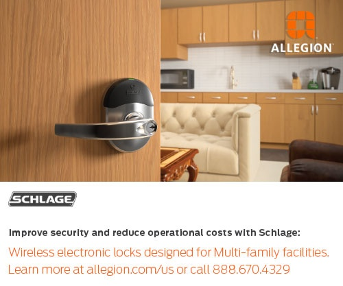 Schlage wireless locks