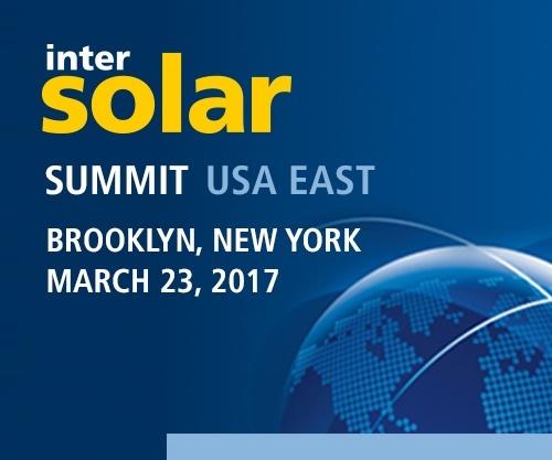 Intersolar Summit East