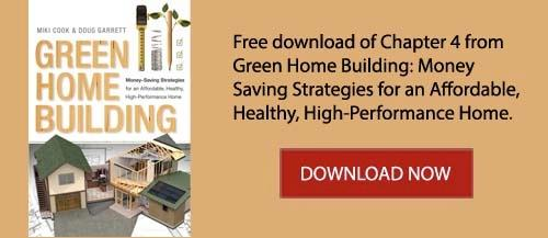 Download Chapter 4 of Green Home Building