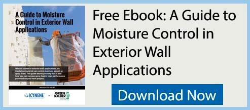 A Guide to Moisture Control on Exterior Wall Applications