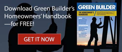 2015 Homeowners Handbook Green Builder