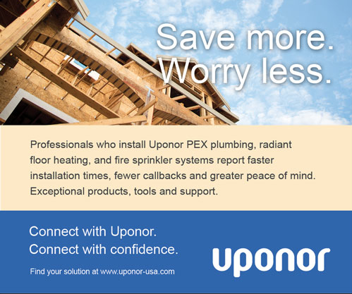 Connect with Uponor