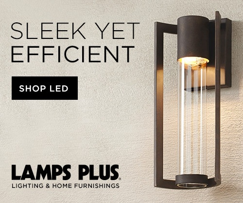 Sleek Yet Efficient Shop LED