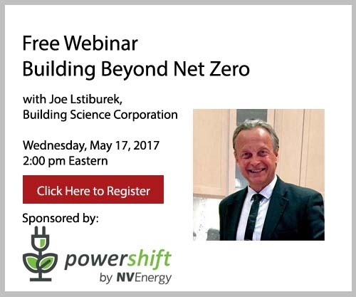 Building Beyond Net Zero