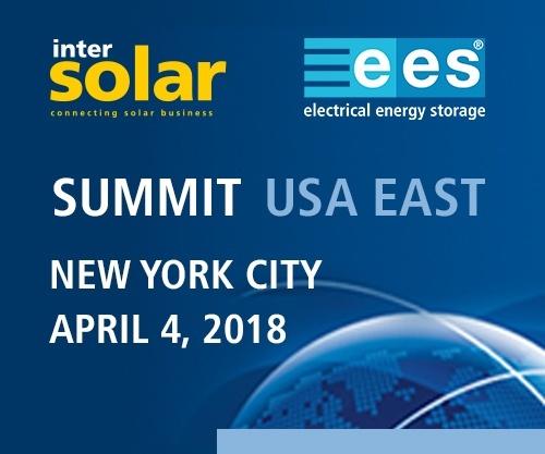 Intersolar EES Summit USA East