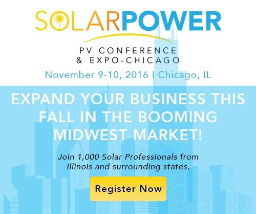 PV Conference & Expo - Chicago